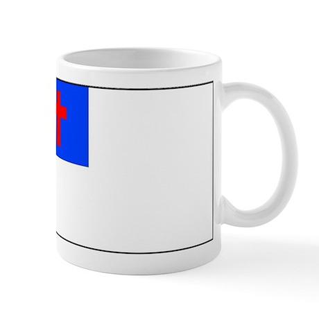 Christian Flag Mug