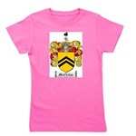McClellan Family Crest Girl's Tee