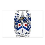 McClure Family Crest Postcards (Package of 8)