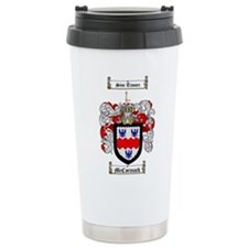 McCormack Family Crest Travel Mug
