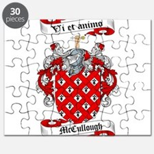 McCullough Family Crest Puzzle