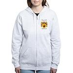 McDonald Family Crest Women's Zip Hoodie