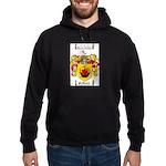 McDonald Family Crest Hoodie (dark)