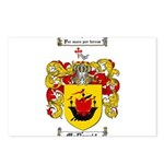 McDonald Family Crest Postcards (Package of 8)
