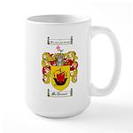 McDonald Family Crest Large Mug