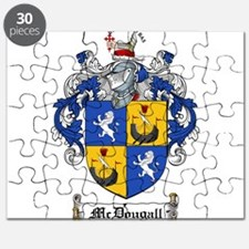 McDougall Family Crest Puzzle