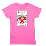 McFarland Family Crest Girl's Tee