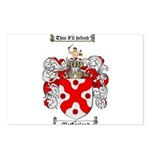 McFarland Family Crest Postcards (Package of 8)