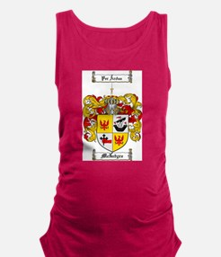 McIntyre Family Crest Maternity Tank Top