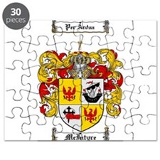 McIntyre Family Crest Puzzle