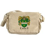 McKenna Family Crest Messenger Bag