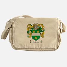 McKenna Family Crest Messenger Bag