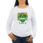McKenna Family Crest Women's Long Sleeve T-Shirt