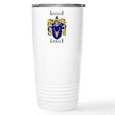 McKenzie Family Crest Travel Mug