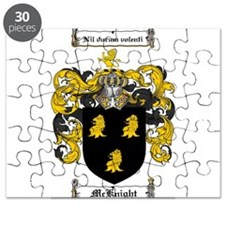 McKnight Family Crest Puzzle