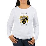 McKnight Family Crest Women's Long Sleeve T-Shirt