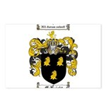 McKnight Family Crest Postcards (Package of 8)