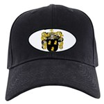 McKnight Family Crest Black Cap
