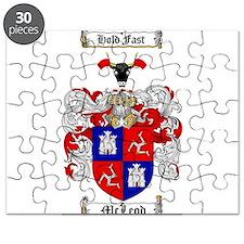 McLeod Family Crest Puzzle
