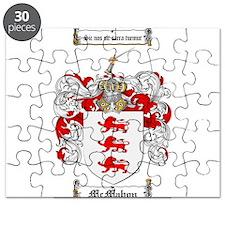 McMahon Family Crest Puzzle