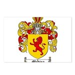 Medina Family Crest Postcards (Package of 8)