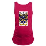 Miles Family Crest Maternity Tank Top