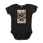 Miles Family Crest Baby Bodysuit