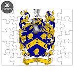Miles Family Crest Puzzle