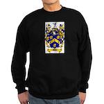 Miles Family Crest Sweatshirt (dark)