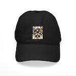 Miles Family Crest Black Cap