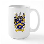 Miles Family Crest Large Mug
