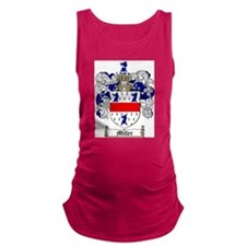 Miller Family Crest Maternity Tank Top