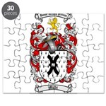 Mills Family Crest Puzzle