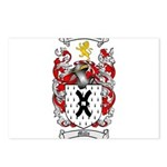 Mills Family Crest Postcards (Package of 8)