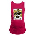 Mitchell Family Crest Maternity Tank Top