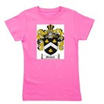 Mitchell Family Crest Girl's Tee