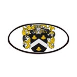 Mitchell Family Crest Patches