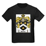 Mitchell Family Crest Kids Dark T-Shirt