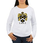 Mitchell Family Crest Women's Long Sleeve T-Shirt