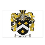 Mitchell Family Crest Postcards (Package of 8)