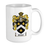Mitchell Family Crest Large Mug