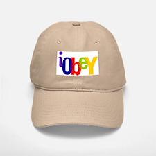 Obey The Baseball Baseball Cap