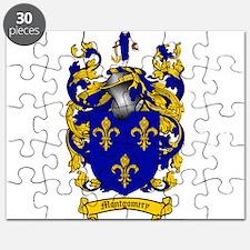 Montgomery Family Crest Puzzle