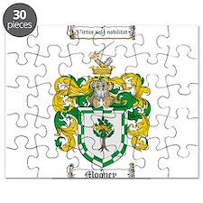 Mooney Family Crest Puzzle