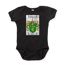 Moore Family Crest Baby Bodysuit