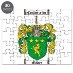 Moore Family Crest Puzzle