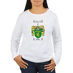 Moore Family Crest Women's Long Sleeve T-Shirt