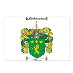 Moore Family Crest Postcards (Package of 8)