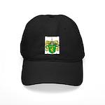 Moore Family Crest Black Cap