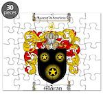 Moran Family Crest Puzzle